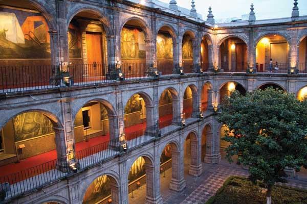 Escuela de Español colegio de san ildefonso
