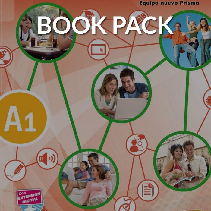 Escuela de Español Book Pack