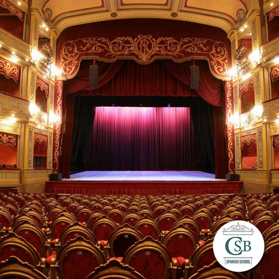Escuela de Español Clases Teatro