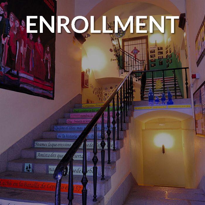 Escuela de Español Enrollment