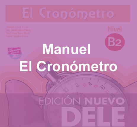 Escuela de Español libros dele el cronometro fr