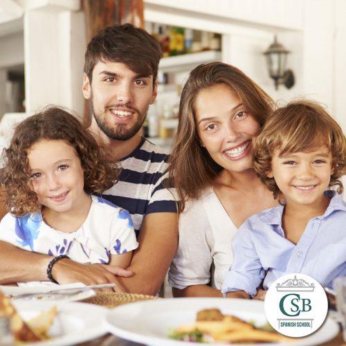 Escuela de Español Alojamiento Familia