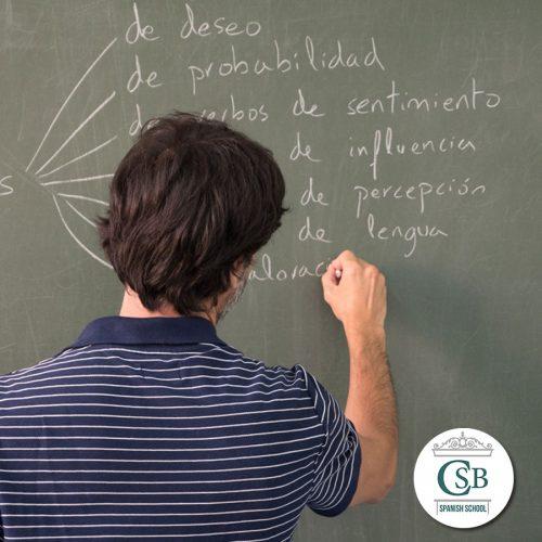 Escuela de Español Curso Expresion Escrita