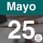 Escuela de Español curso online 25 mayo 1