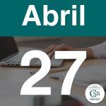 Escuela de Español curso online 27 abril
