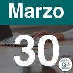 Escuela de Español curso online 30 marzo